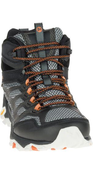 Merrell Moab FST Mid Gore-Tex Schoenen grijs/zwart